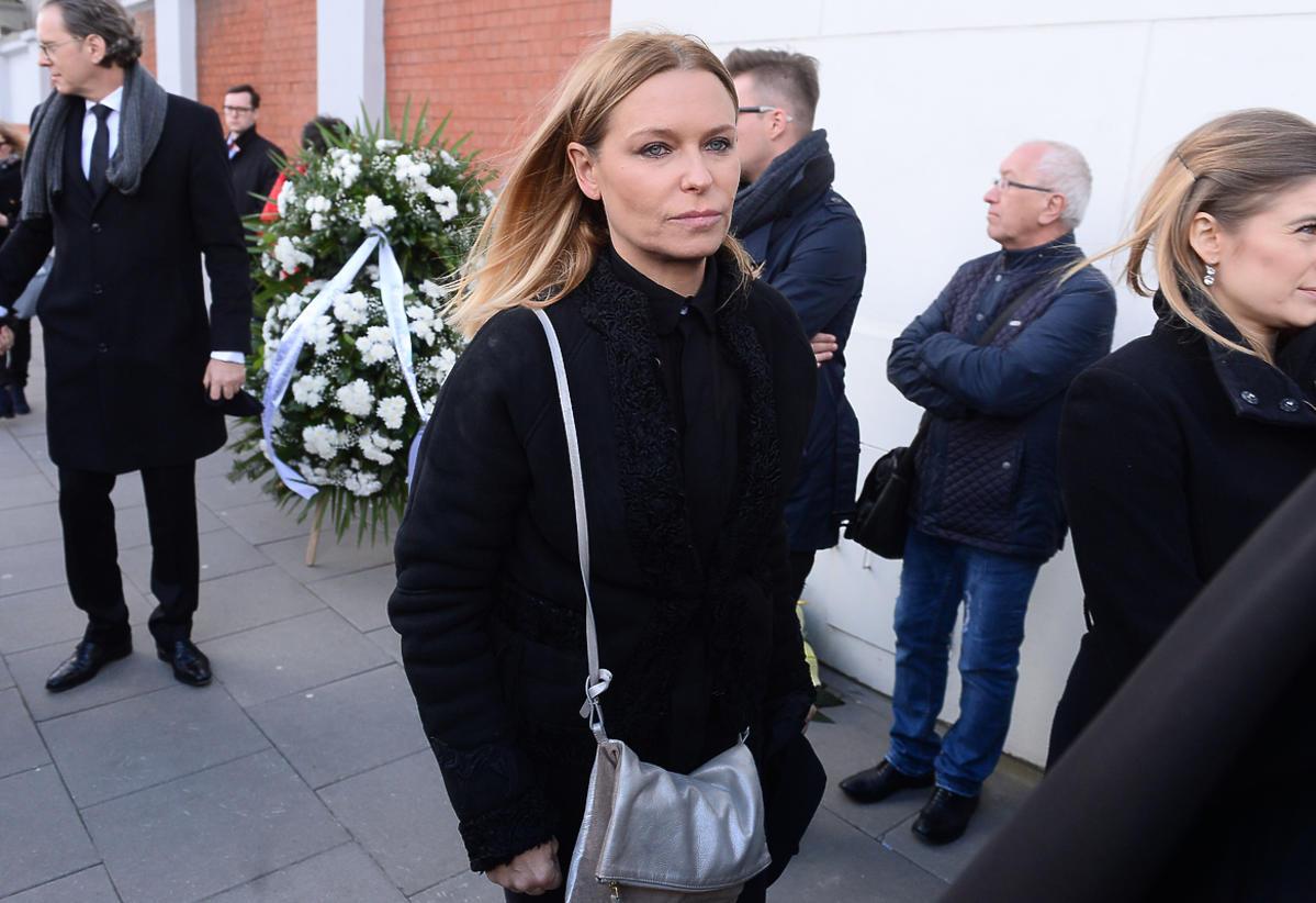 Paulina Młynarska pokazała nagranie z pogrzebu ojca