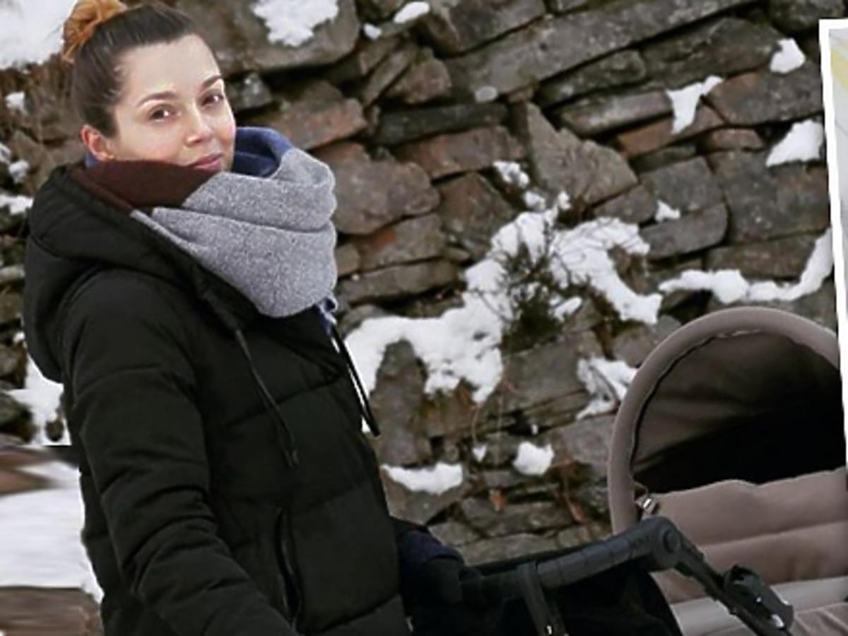 Paulina Papierska pokazała jak karmi piersią synka