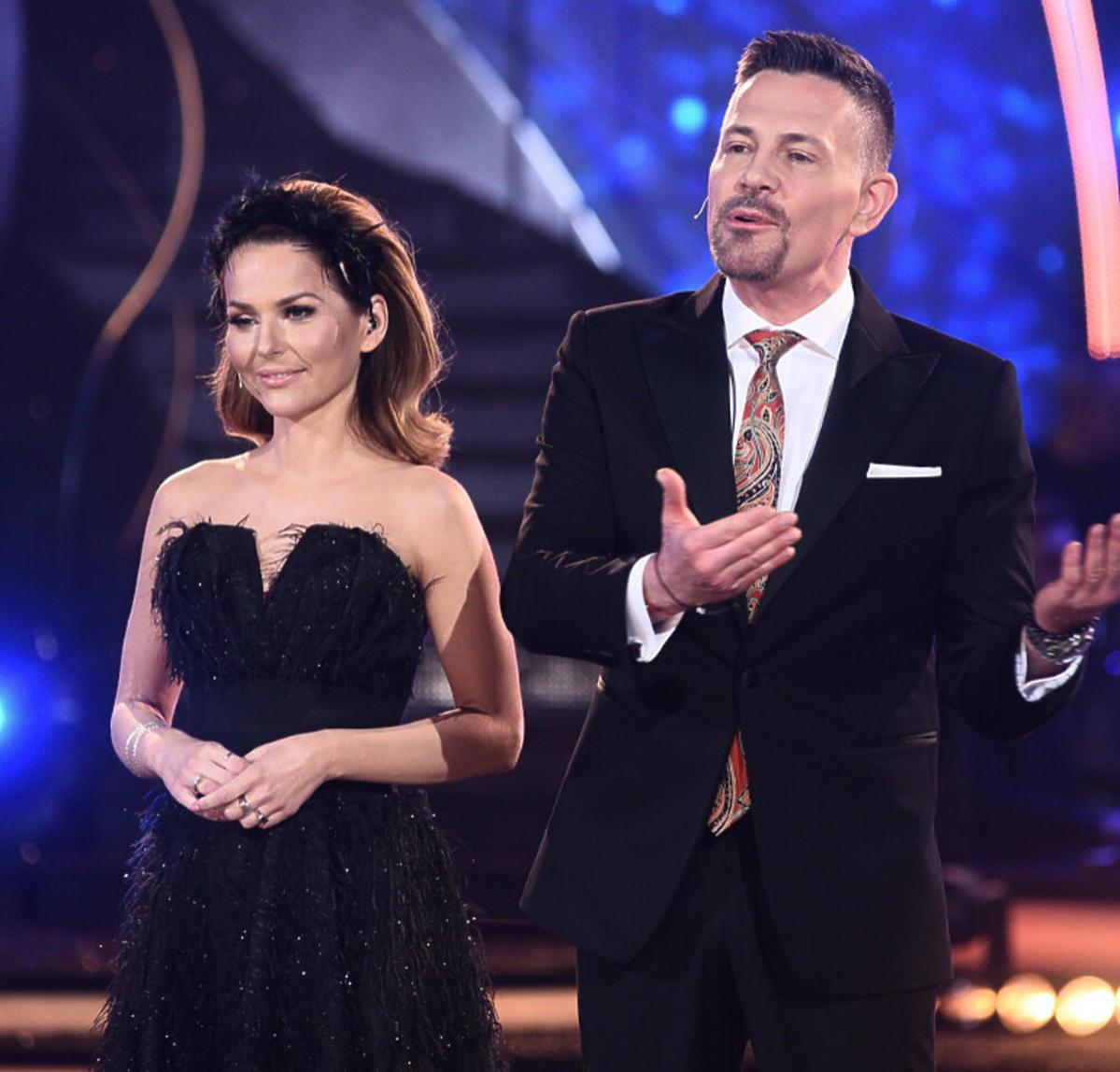 Paulina Sykut i Krzysztof Ibisz w Tańcu z Gwiazdami