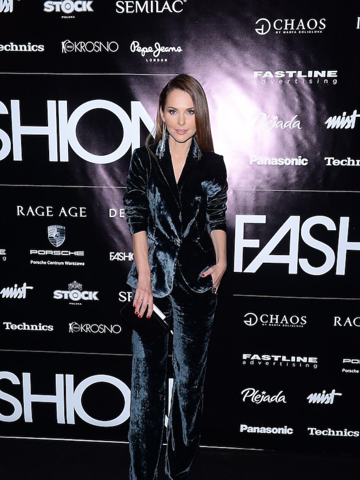 Paulina Sykut-Jeżyna na Nagrody Fashion Magazine 2017
