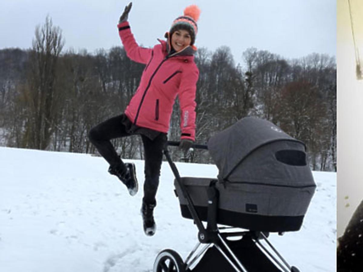 Paulina Sykut-Jeżyna nagrała kołysankę