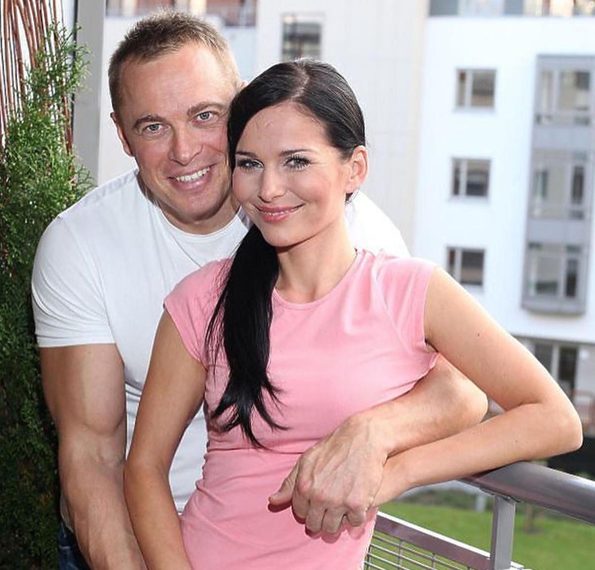 Paulina Sykut na starym zdjęciu