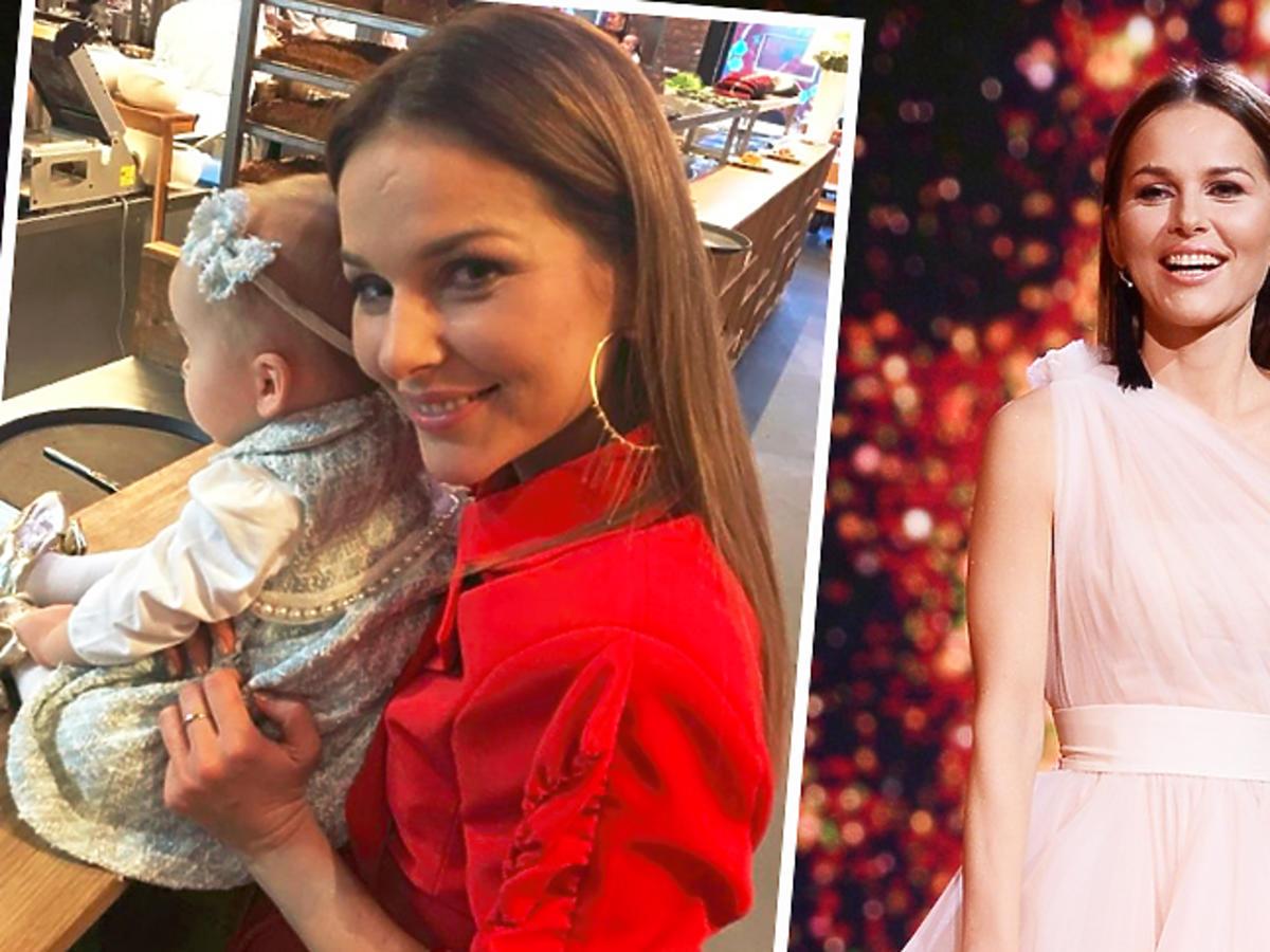 Paulina Sykut o córce