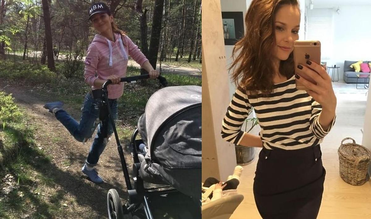Paulina Sykut pokazała, jak wraca do formy po ciąży