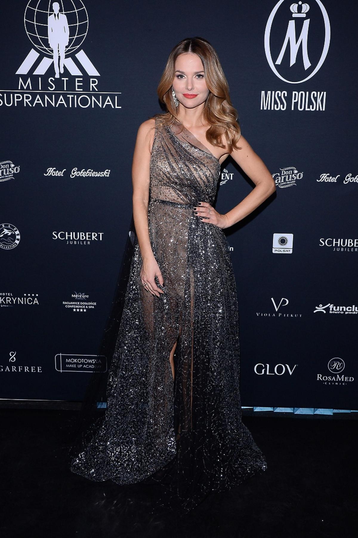 Paulina Sykut w sukni Laurelle