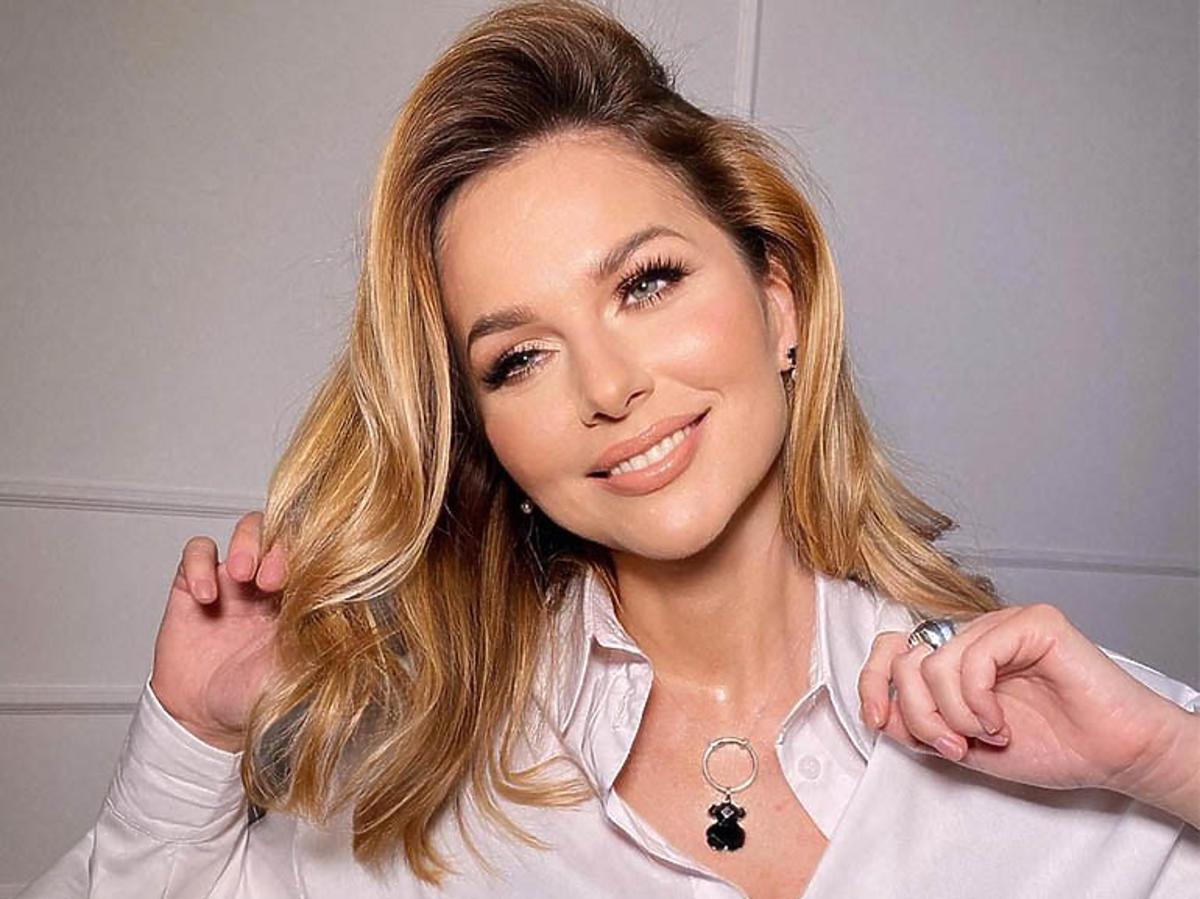 Paulina Sykut zmieniła kolor włosów