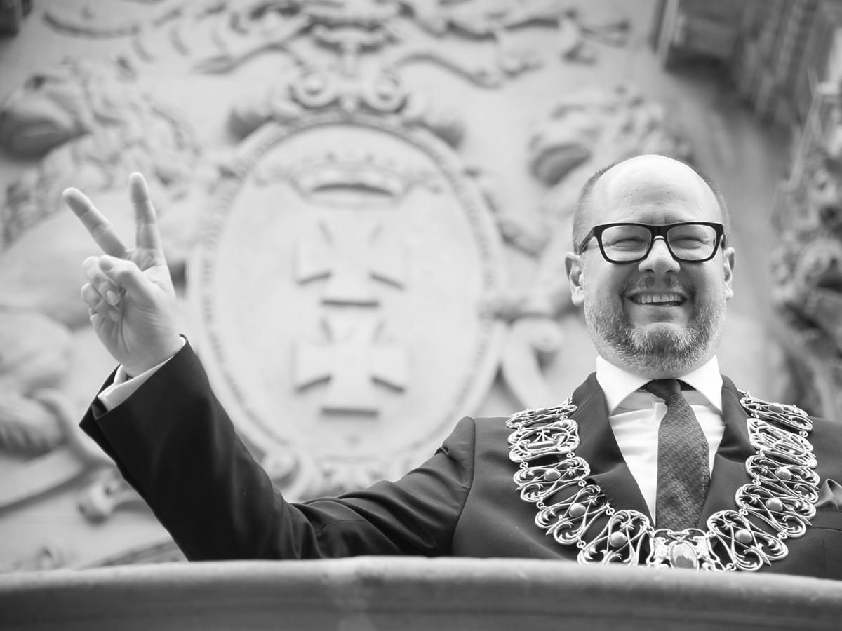 Paweł Adamowicz, prezydent Gdańska zamordowany podczas finału WOŚP