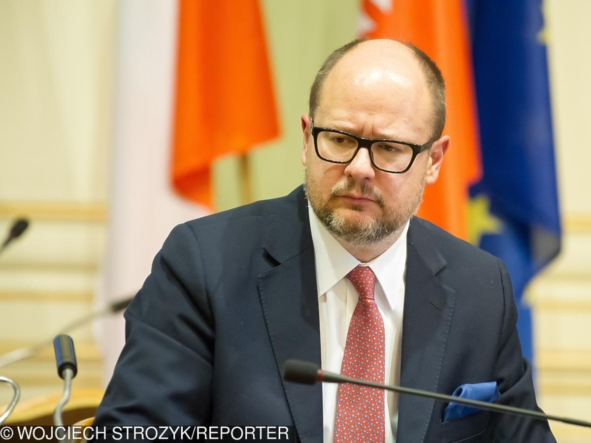 Paweł Adamowicz zaatakowany w Gdańsku