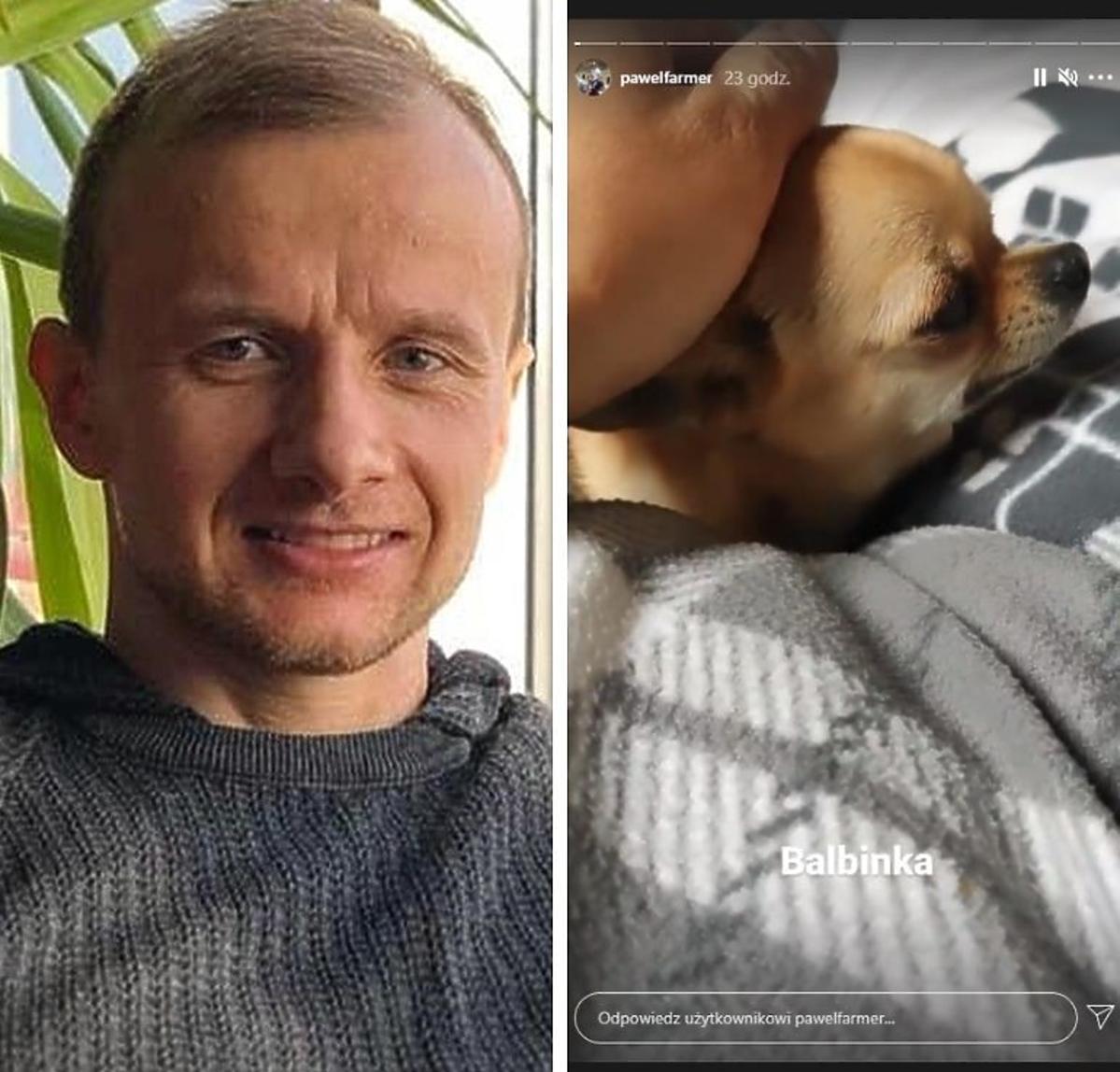 Paweł Farmer z Rolnik szuka żony