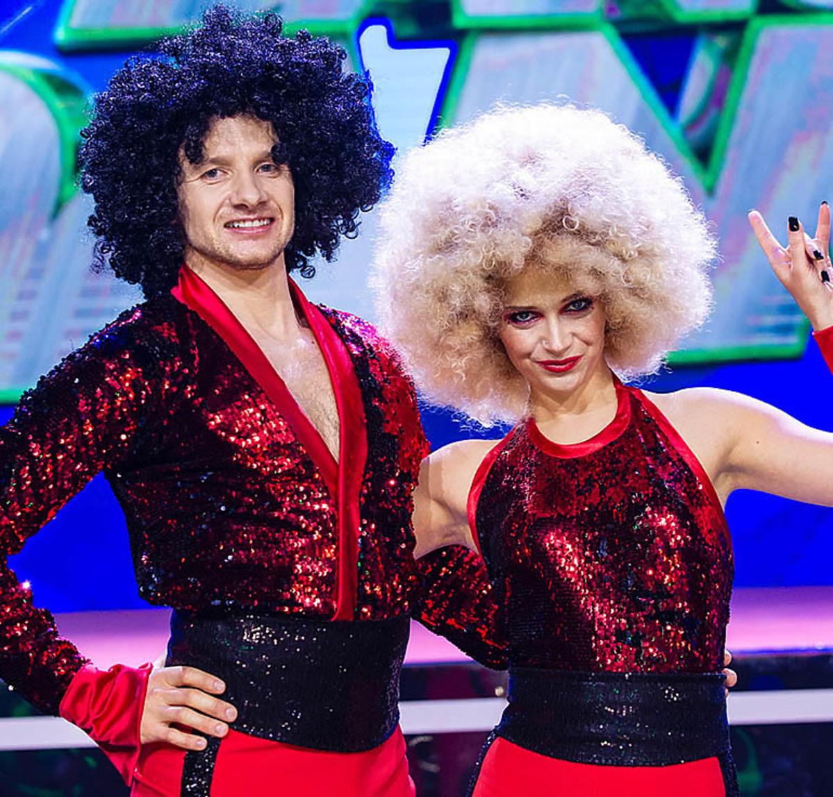 Paweł i Marta z Rolnik szuka żony w 4. odcinku Dance Dance Dance