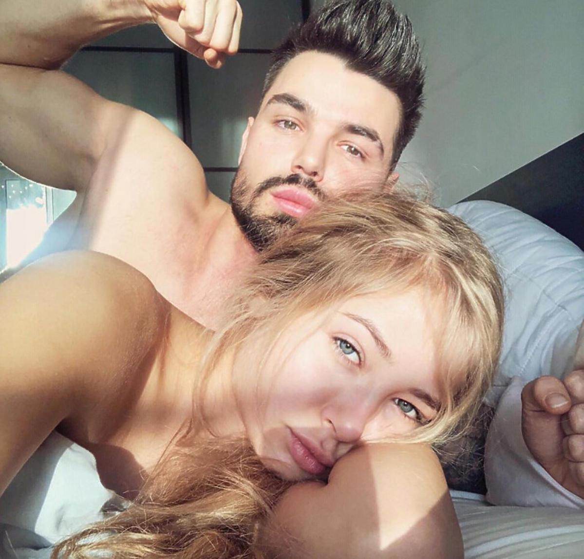 Paweł i Monika z