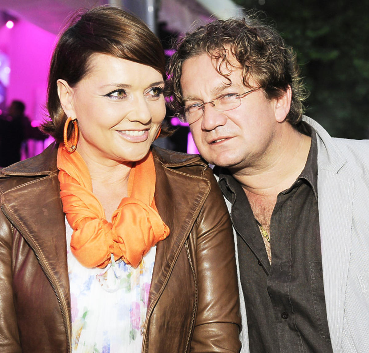 Paweł Królikowski i Małgorzata Ostrowska-Królikowska, 2011 rok