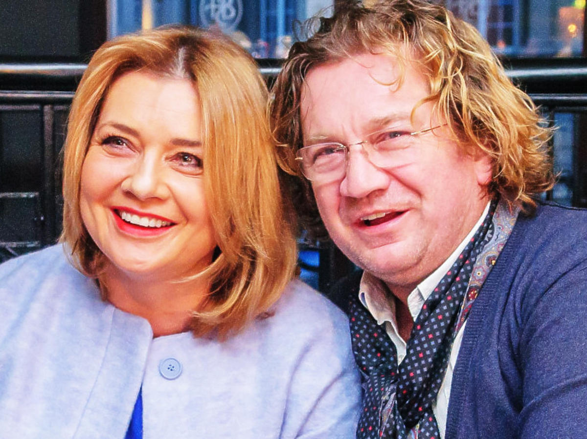 Paweł Królikowski i Małgorzata Ostrowska-Królikowska, 2014 rok