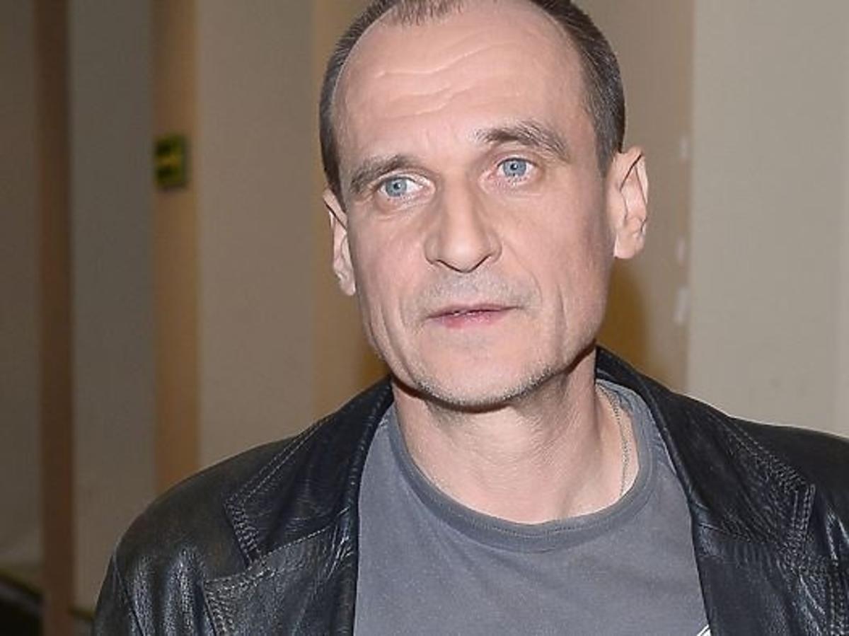 Paweł Kukiz przerywa wywiad z dziennikarką TVN24