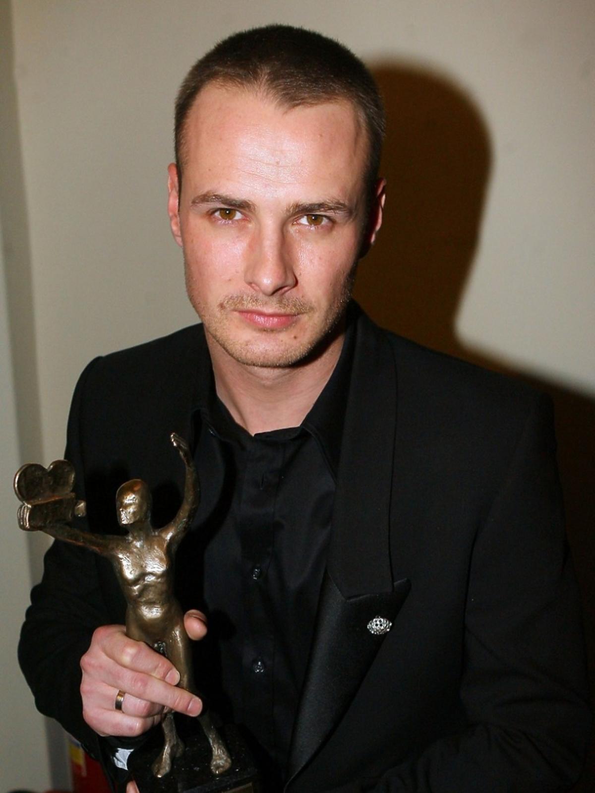 Paweł Małaszyński z TeleKamerą