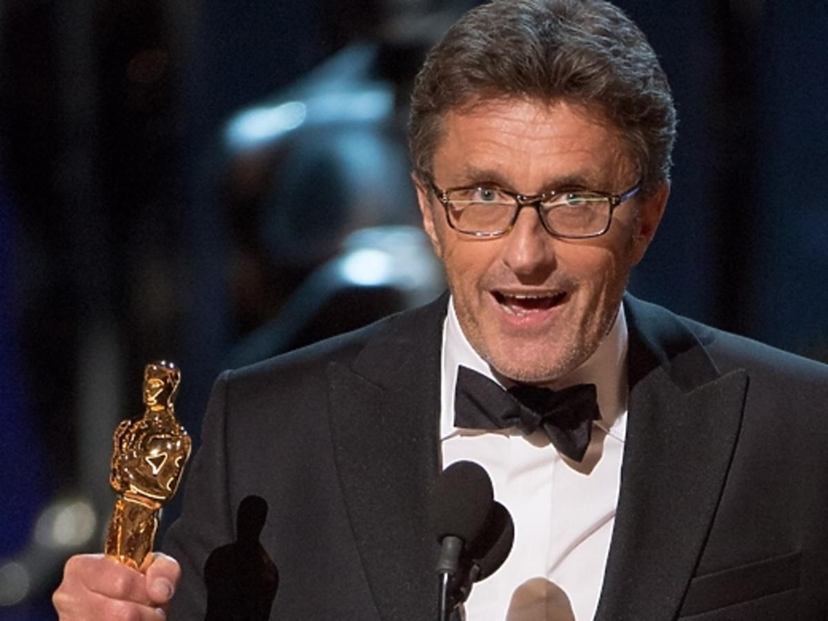 Paweł Pawlikowski na Oscarach 2015