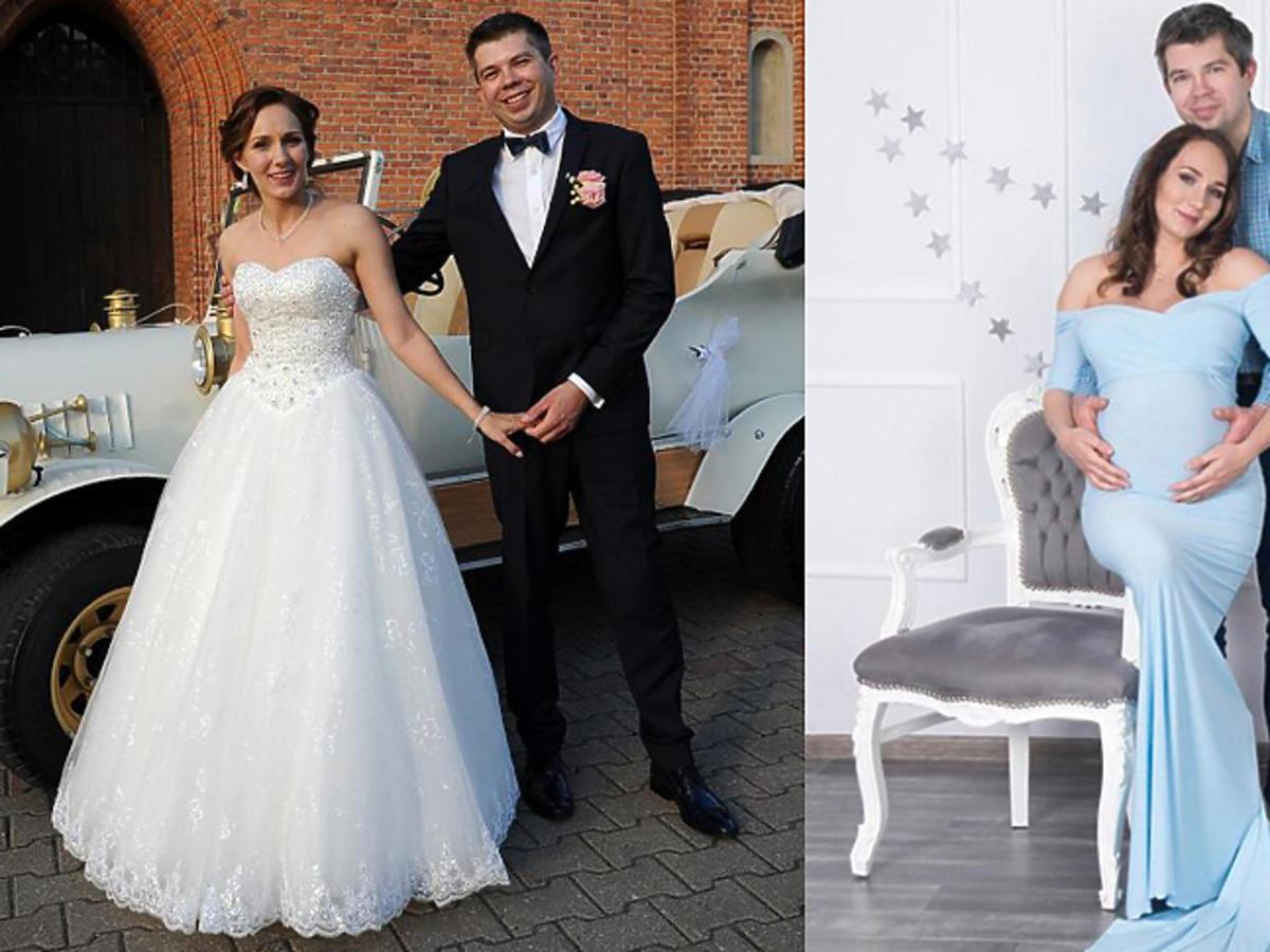 Paweł Szakiewicz, Martyna Szakiewicz zostali rodzicami