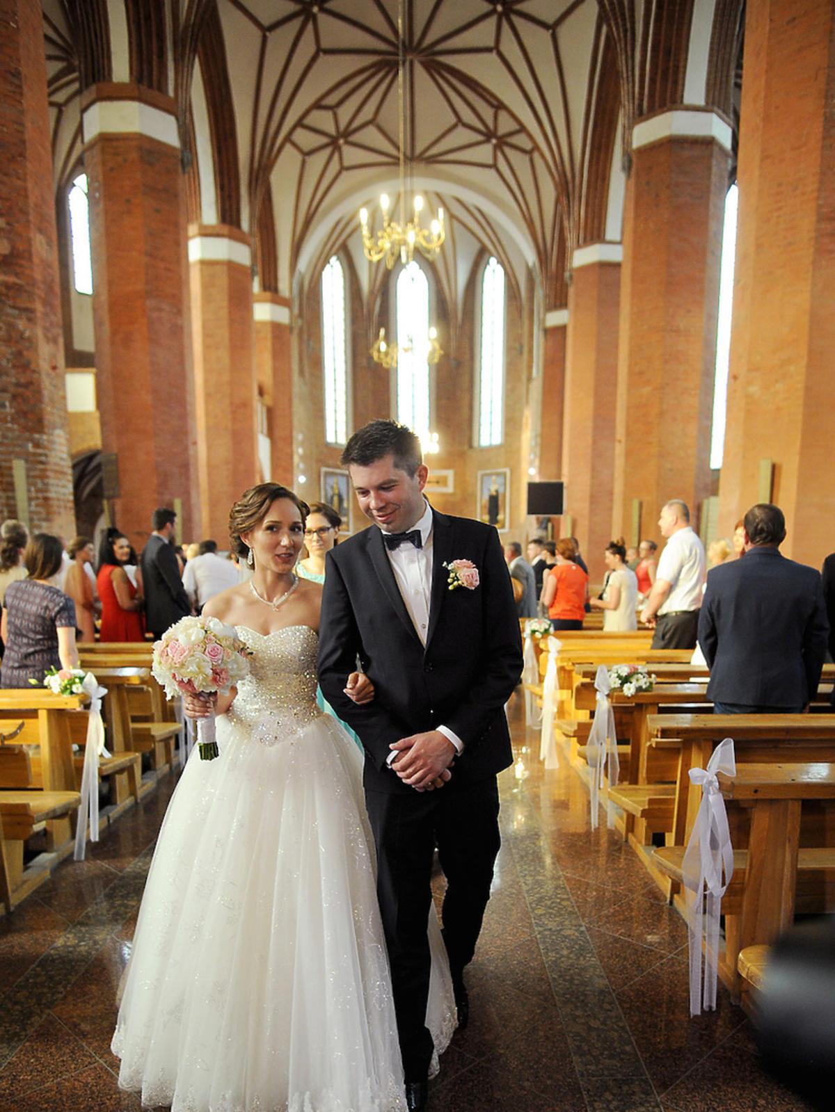 Paweł Szakiewicz z Rolnik szuka żony wziął ślub - zdjęcia