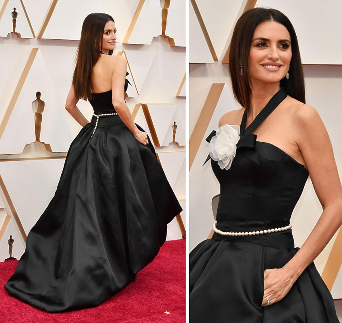 Penelope Cruz na gali Oscarów 2020