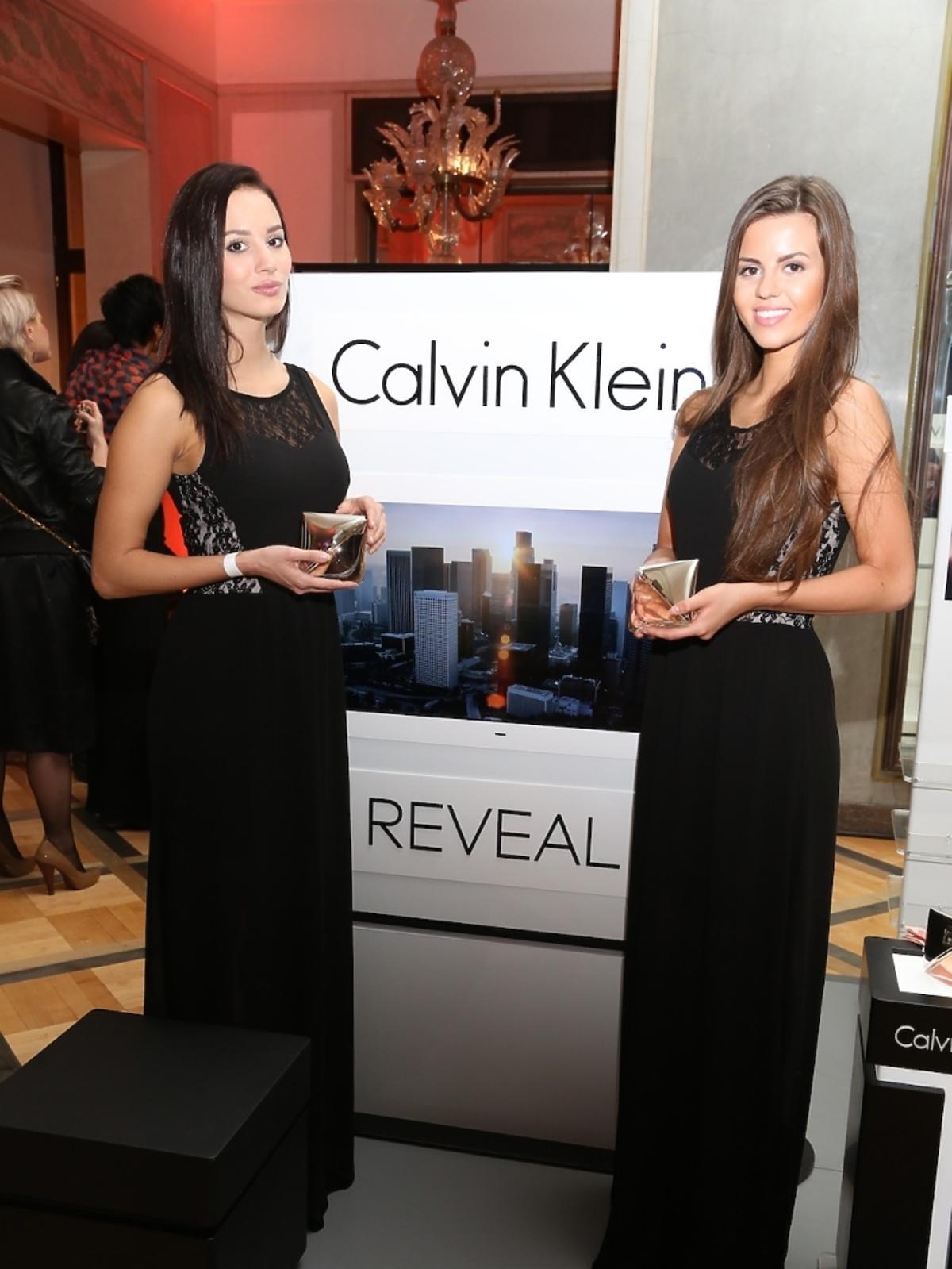 Perfumy Calvin Klein na Flesz Fashion Night