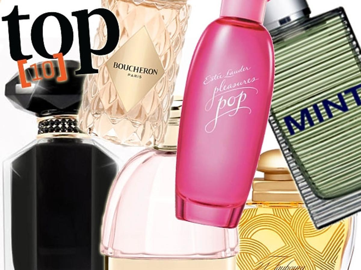 perfumy listopad 2013