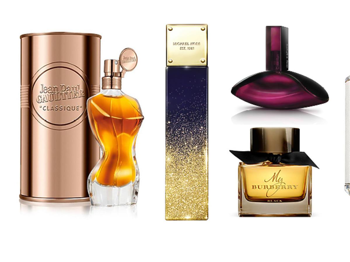 Perfumy na prezent dla kobiety, święta 2016
