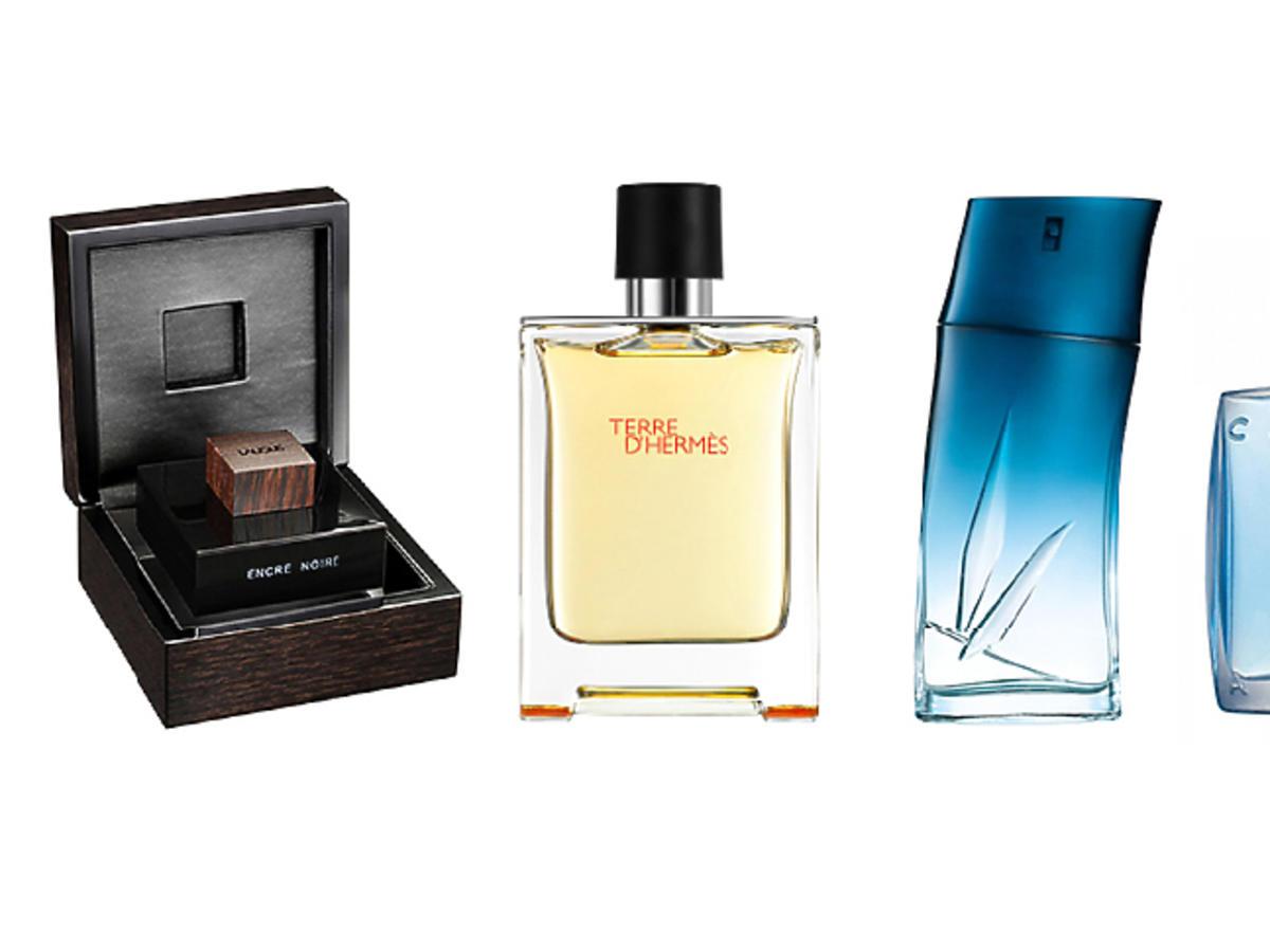 Perfumy na prezent dla niego walentynki