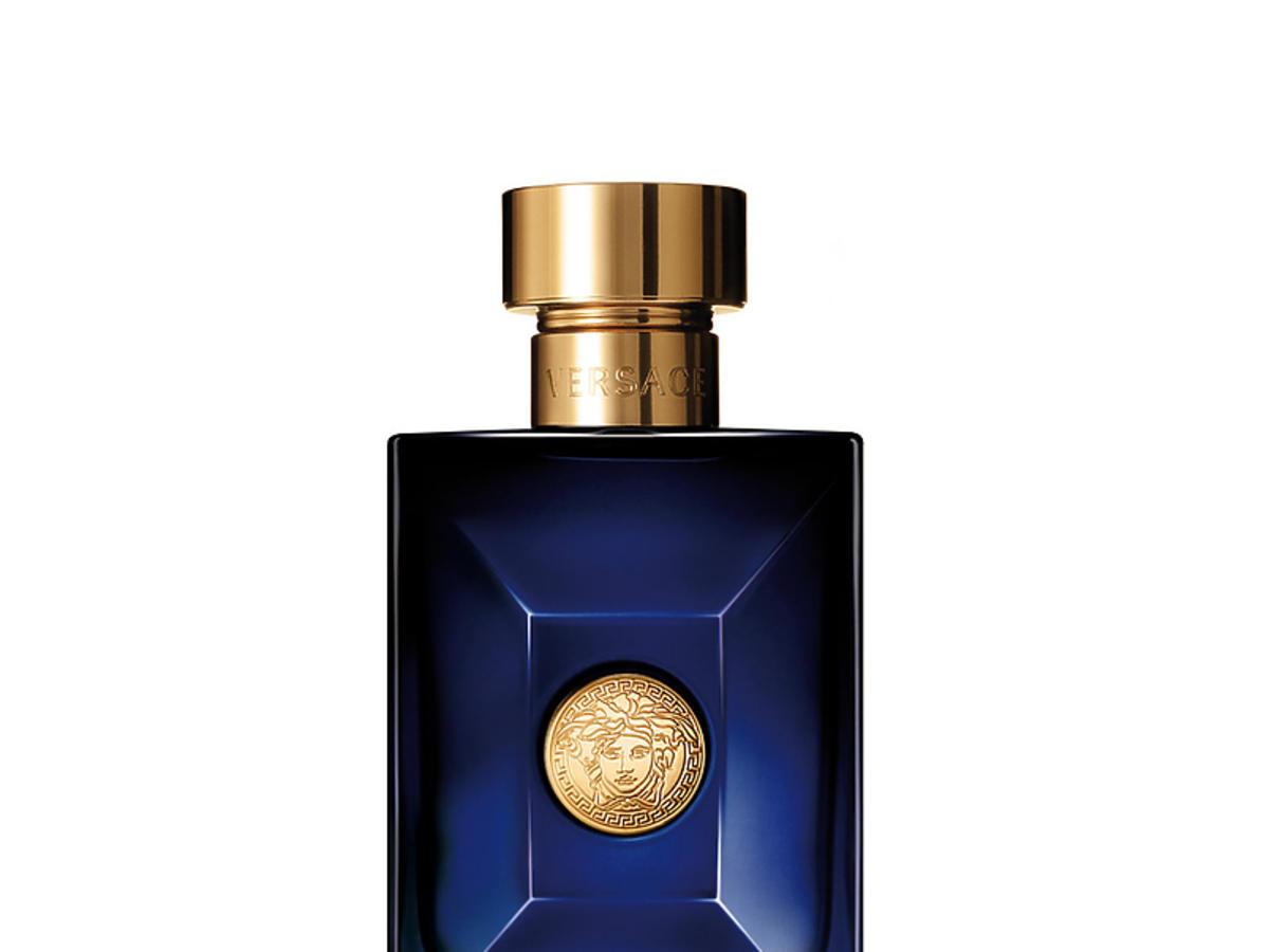 Perfumy - prezent na święta 2016 dla taty: Versace Dylan Blue, EDT