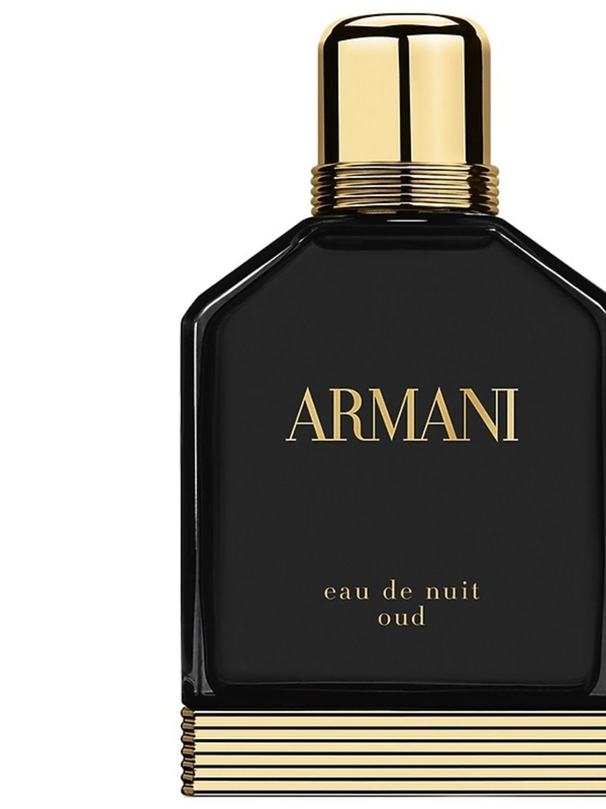 Perfumy - prezent na święta dla niego: Giorgio Armani La Collection Eau de Nuit Oud, EDP