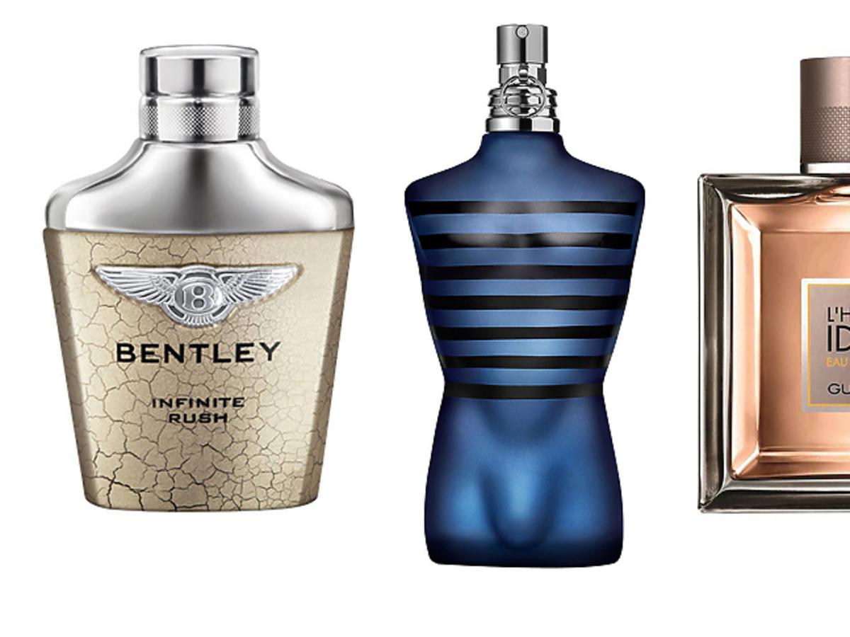 Perfumy - prezenty na święta dla niego, dla taty