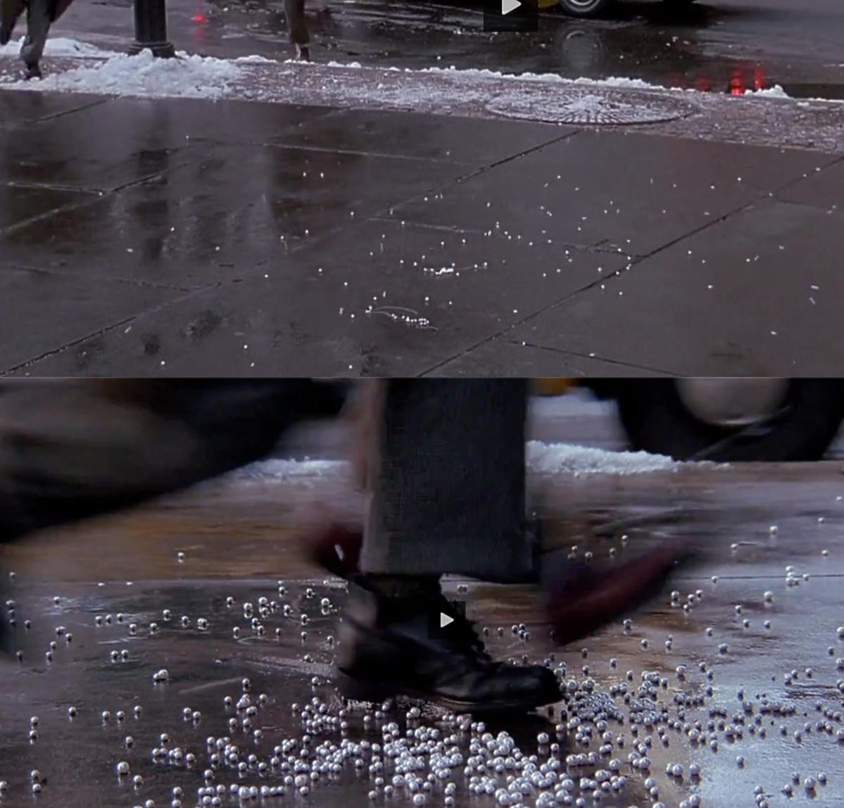 Perły w filmie Kevin sam w Nowym Jorku