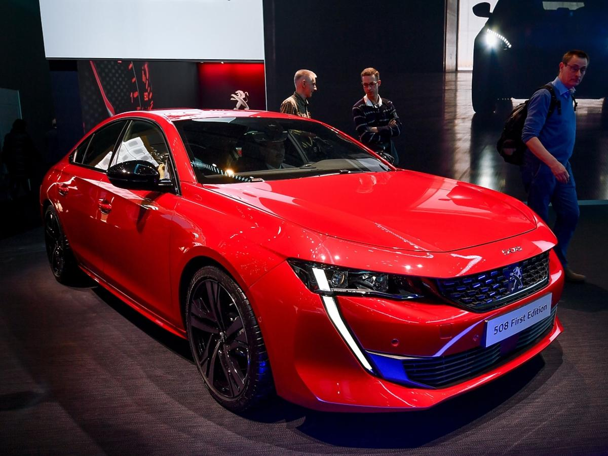Peugeot 508, jedna z premier Geneva Motor Show