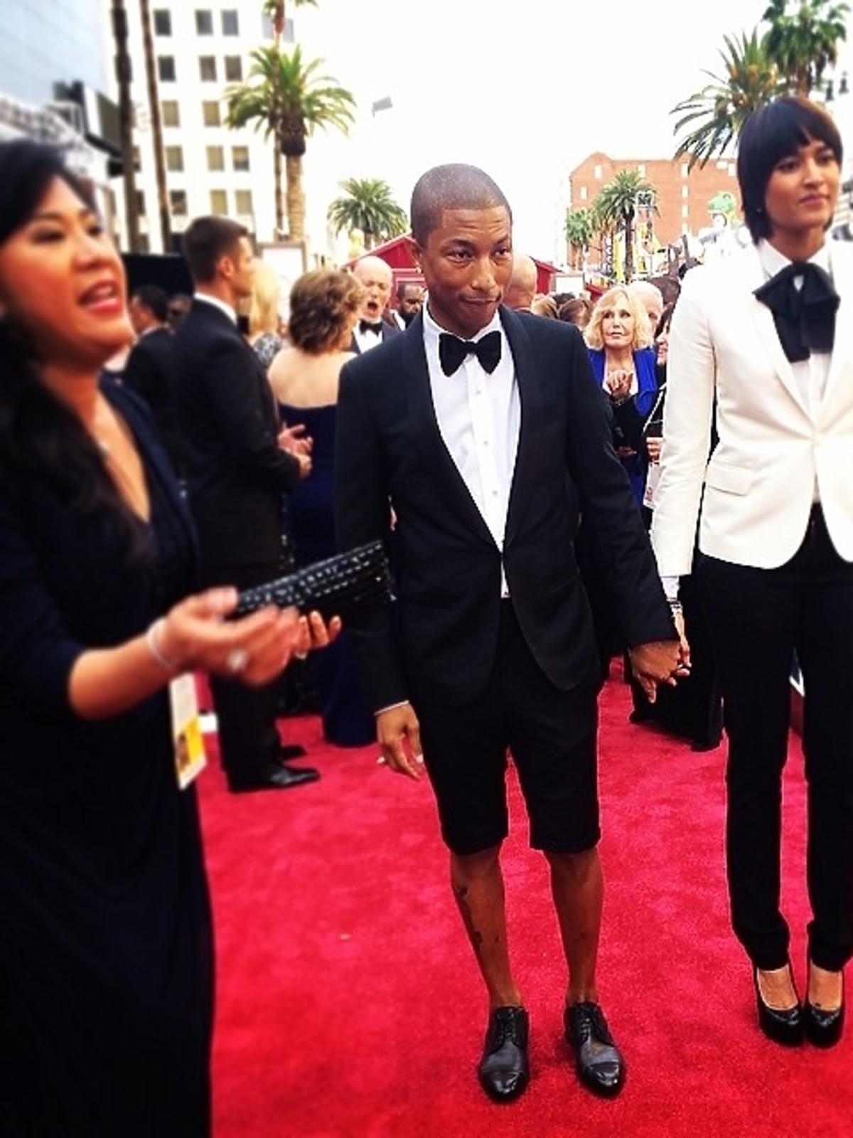 Pharrell Oscary 2014