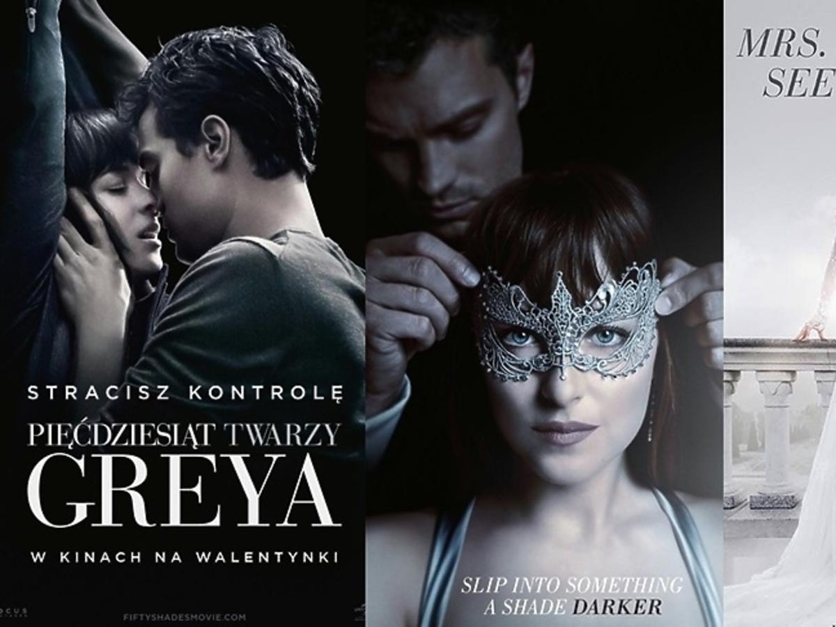 Pięćdziesiąt twarzy Greya, Ciemniejsza strona Greya, Nowe oblicze Greya