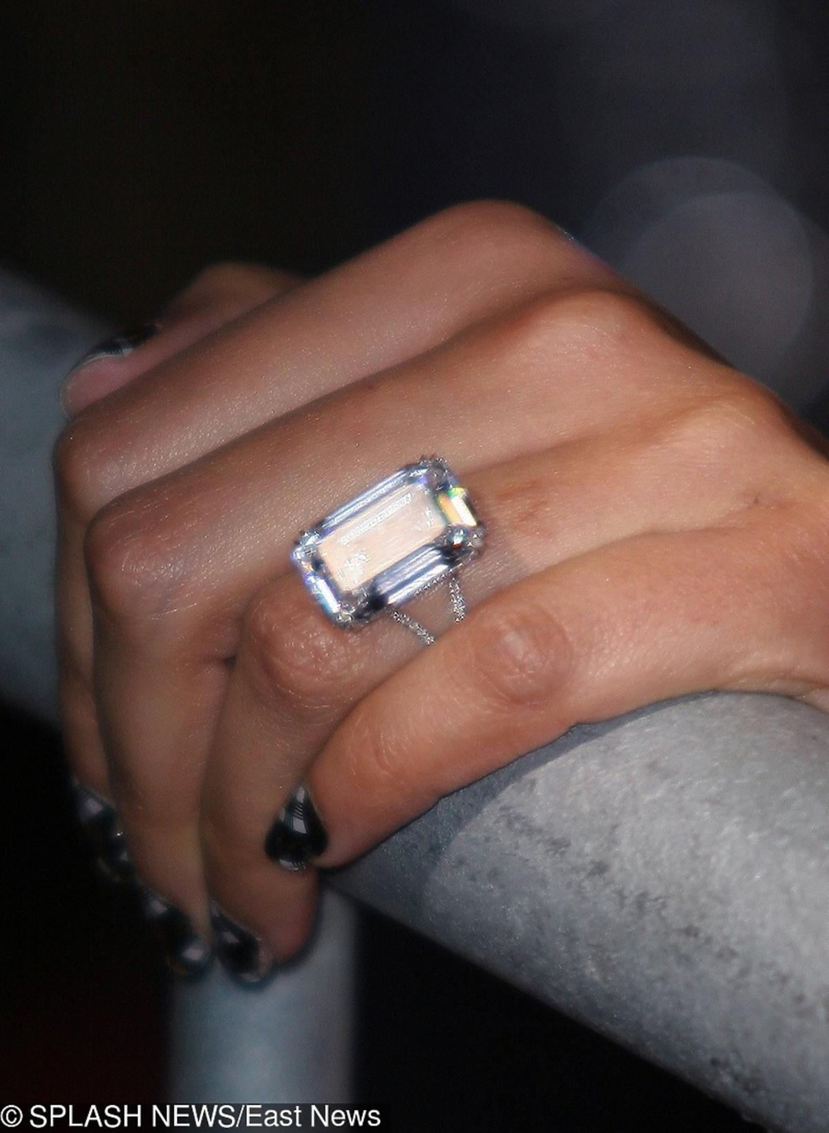 Pierścionek zaręczynowy Beyonce kosztował aż 5 milionów dolarów!