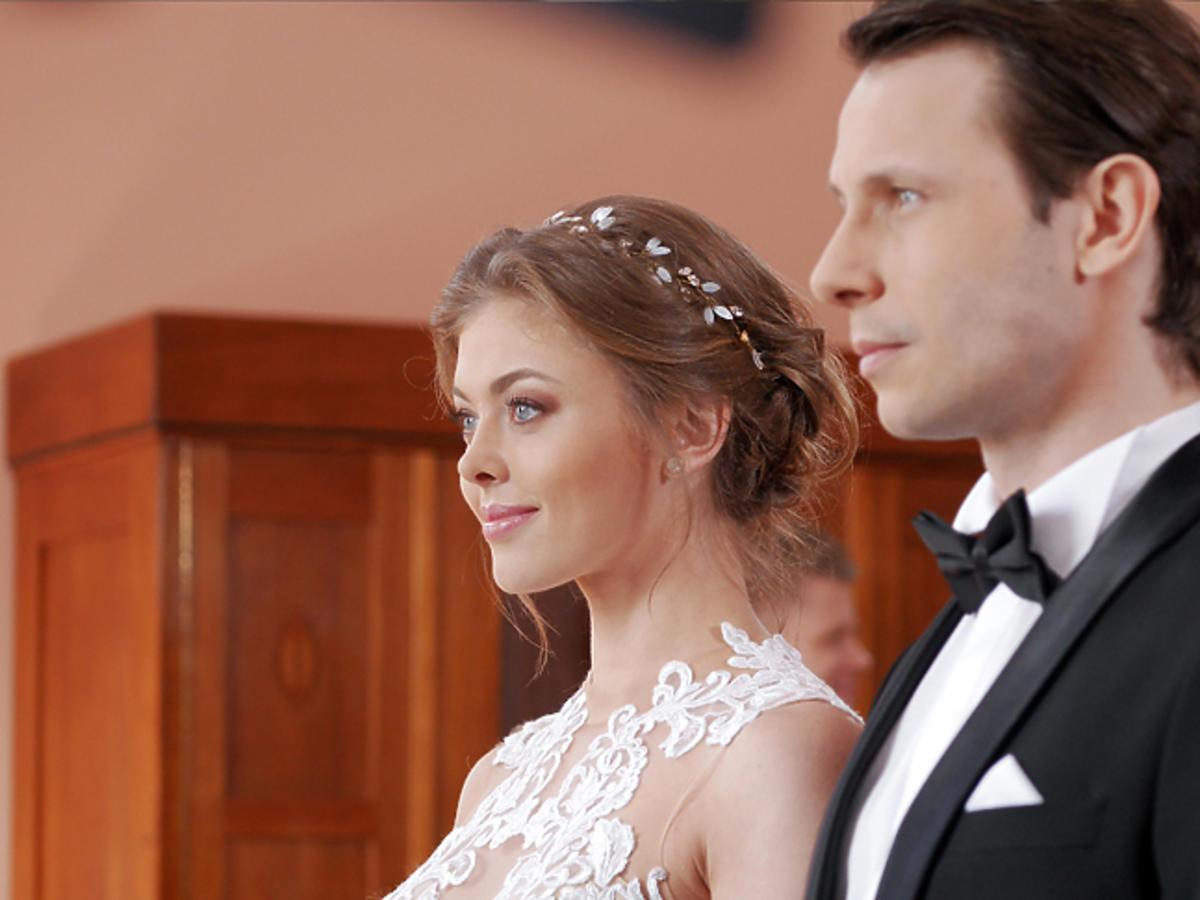 Pierwsza miłość ślub Judyty i Radka