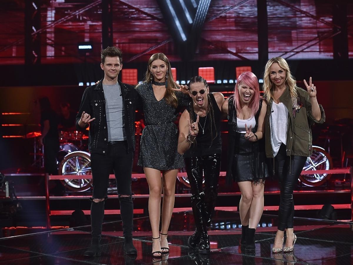 """Pierwsze odcinki """"Live"""" w """"The Voice of Poland""""! Oto drużyna Michała Szpaka"""