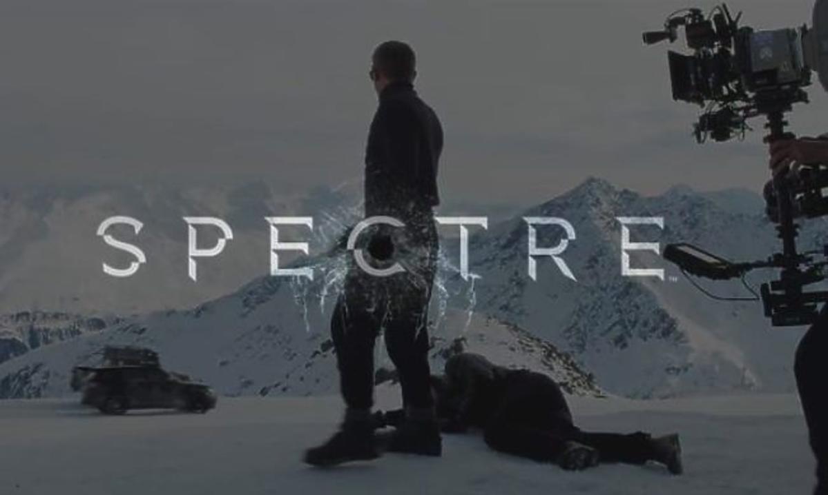 Pierwsze zdjęcia z planu Spectre