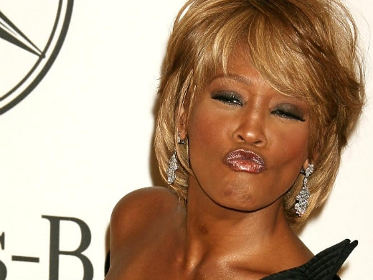 Pierwsze zdjęcie z filmu o Whitney Houston