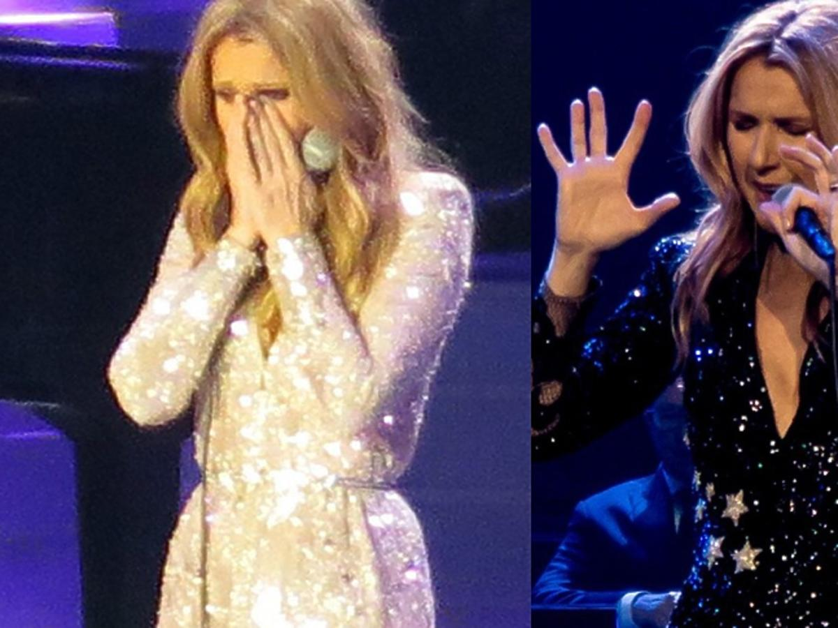 Pierwszy koncert Celine Dion po śmierci męża