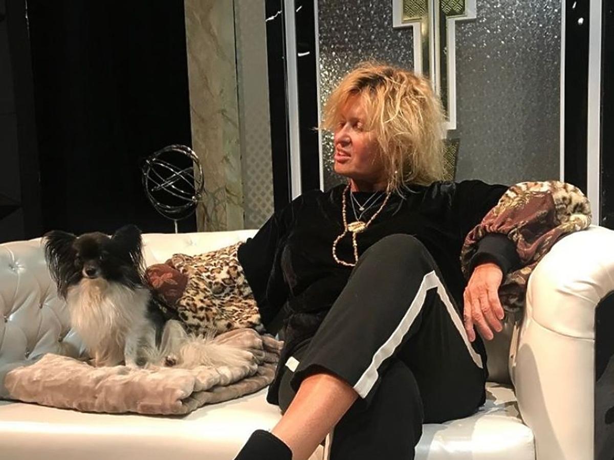 Pies Ewy Kasprzyk wystąpi w filmie Kogel Mogel