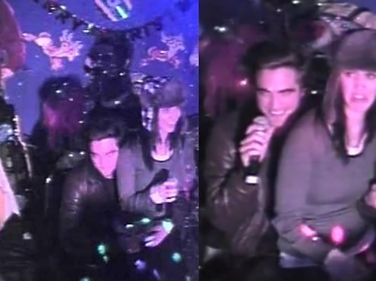 Pijani Katy Perry i Robert Pattinson