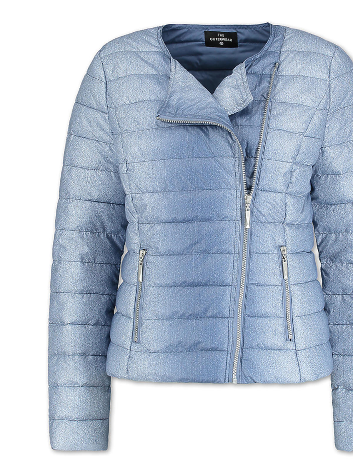 Pikowana kurtka, C&A, przeceniona z 249,00 zł na 129,00 zł