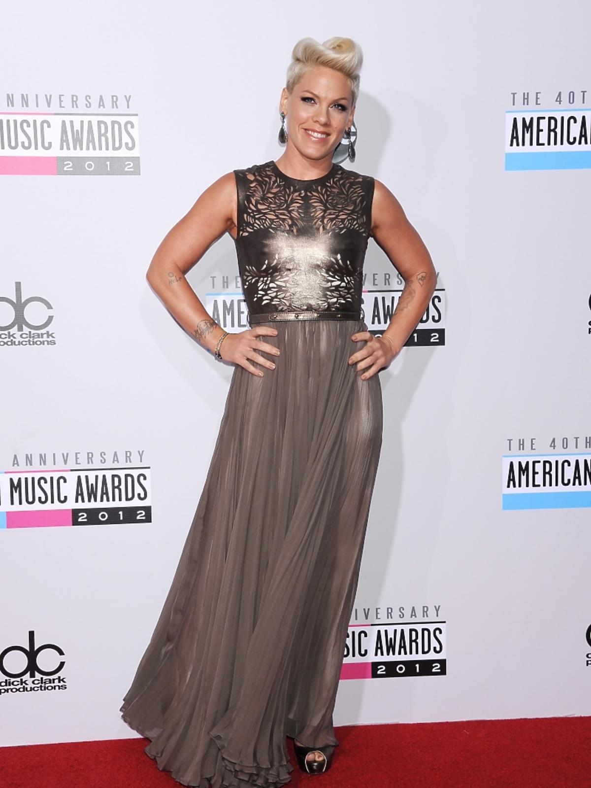 Pink na rozdaniu nagród American Music Awards