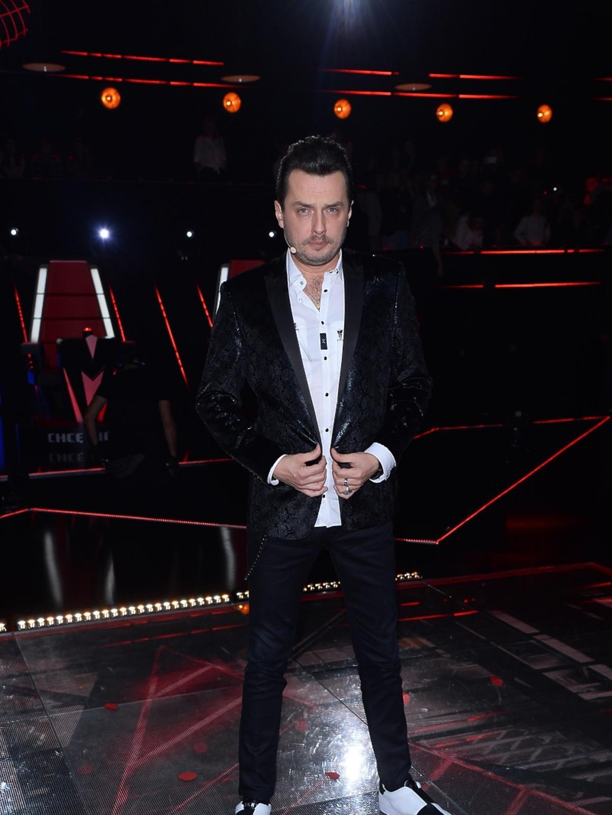 Piotr Cugowski w półfinale The Voice of Poland