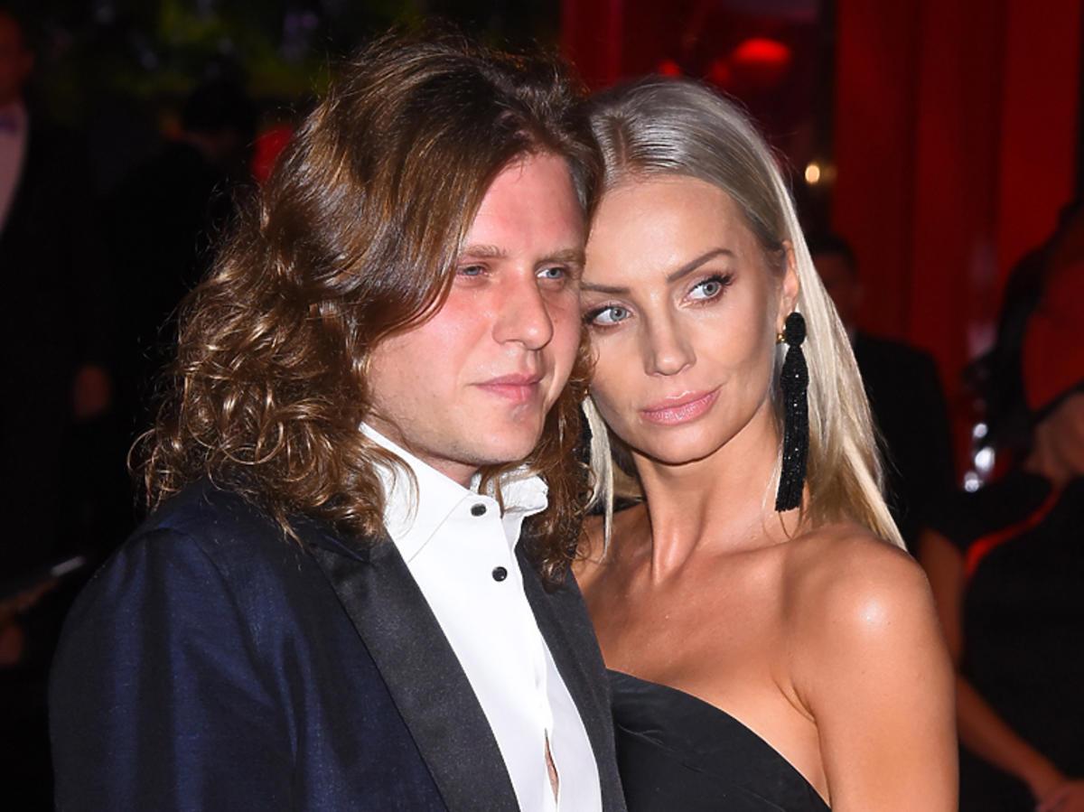 Piotr i Agnieszka Woźniakowie Starakowie