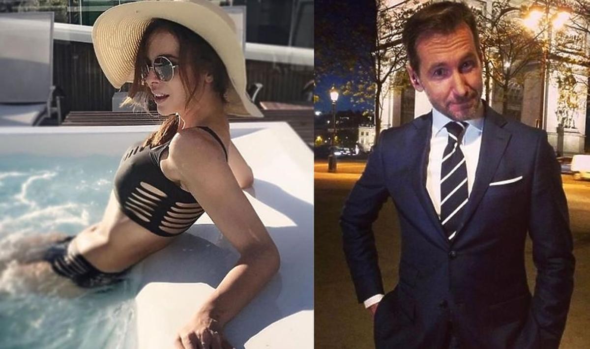 Piotr Kraśko skomentował seksowne zdjęcie Anny Wendzikowskiej