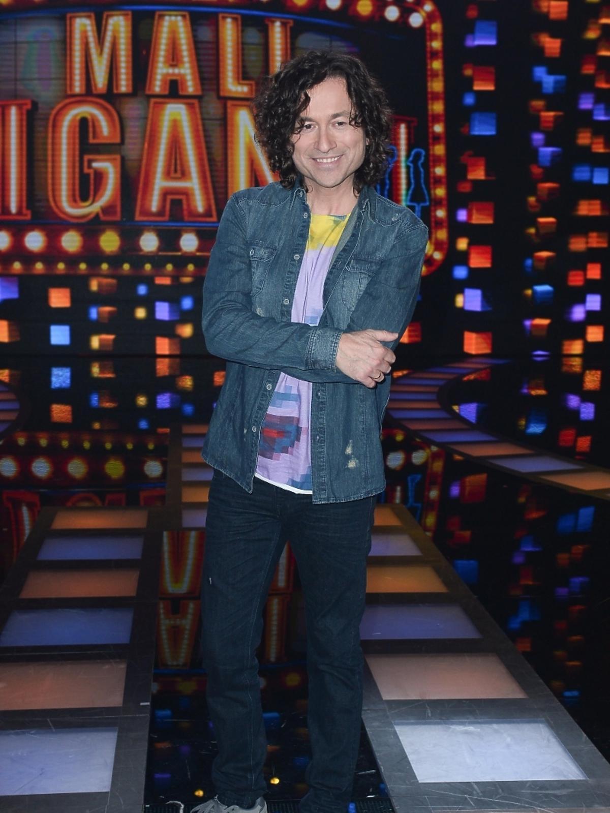 Piotr Rubik w programie