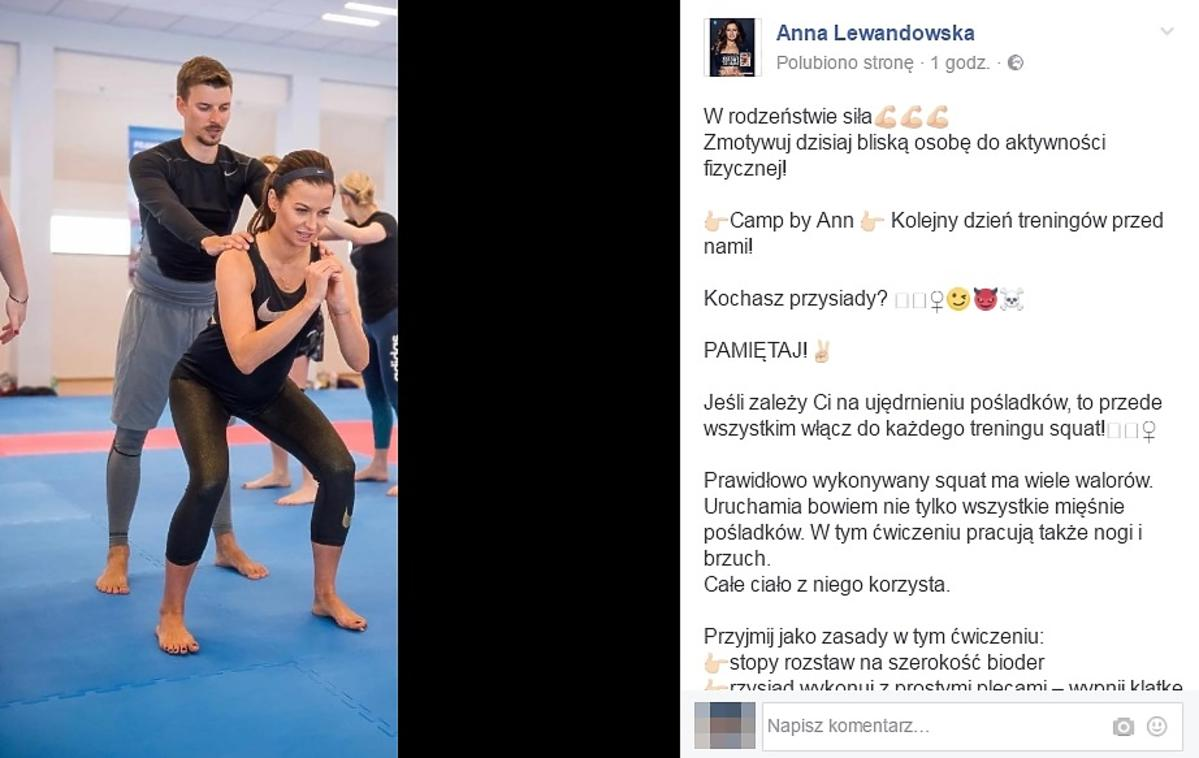 Piotr Stachurski, Anna Lewandowska