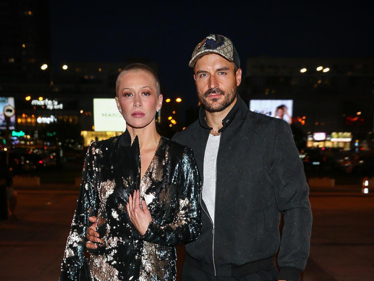 Piotr Stramowski i Kasia Warnke